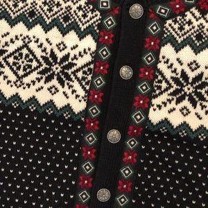 Nordstrikk Sweaters - Nordstrikk | Vintage Wool Fair Isle Cardigan